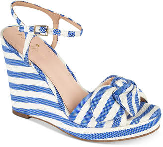 Kate Spade Janae Platform Wedge Sandals