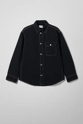 Weekday Mighty Tuned Black Jacket - Black