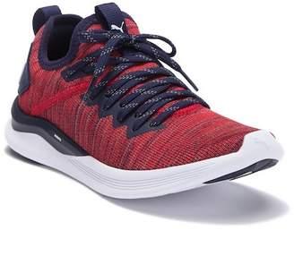 ... Puma Ignite Flash Evoknit Jr Sneaker (Big Kid) e4814ae37