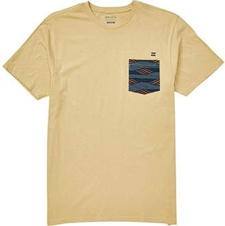 Billabong Men's Team Pocket Tee