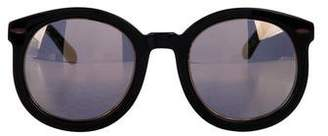 Karen Walker Super Duper Superstars Sunglasses