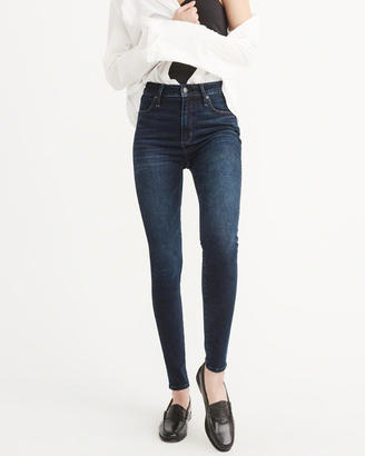 High-Rise Super Skinny Jeans $78 thestylecure.com