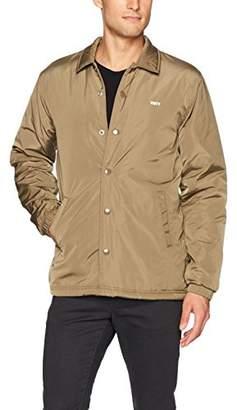 Obey Men's Sanction Coaches Jacket