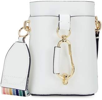 Zac Posen Belay Leather Crossbody Bag