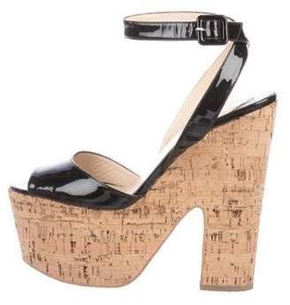 Christian Louboutin Super Dombasle 160 Sandals