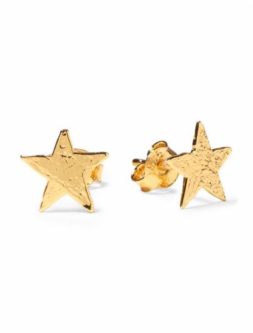 Gorjana Small Star Stud Earring