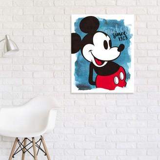 Disney Disney's Mickey Mouse Canvas Wall Art