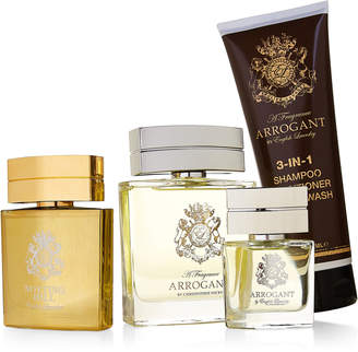 English Laundry Arrogant 3-Piece Fragrance Gift Set with Free 1.7 oz. Spray
