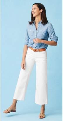 J.Mclaughlin Charter Wide Leg Jeans