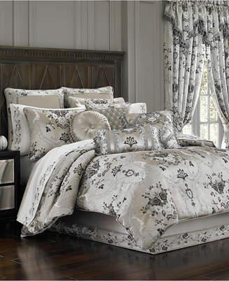 J Queen New York Alessandra Queen 4-Pc. Comforter Set Bedding