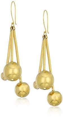 Soko Long Orbit Drop Earrings