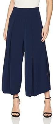 Eliza J Women's Separate Cropped Pant