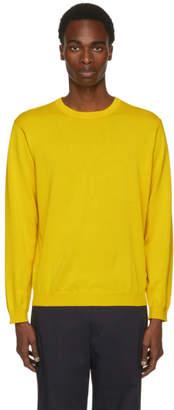TOMORROWLAND Yellow Basic Sweater