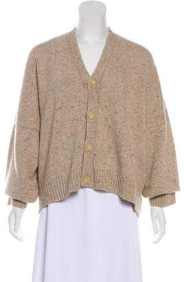 eskandar Wool and Cashmere Cardigan