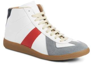 MM6 MAISON MARGIELA Maison Margiela Replica High Top Sneaker