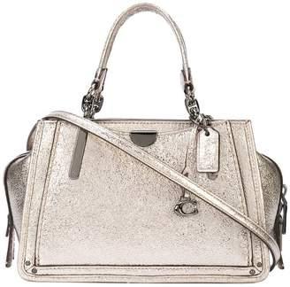 Coach Dreamer 21 metallic bag