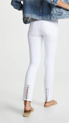 Hudson Nico Midrise Skinny Jeans