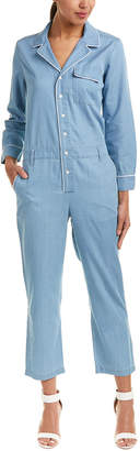 Eight Dreams Ei8ht Dreams Chambray Boiler Suit