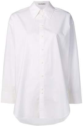 Acne Studios menswear style shirt