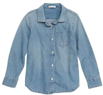 J.Crew crewcuts by crecuts by Chambray Shirt