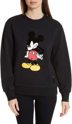 Rag & Bone JEAN Determined Mickey Mouse Unisex Sweatshirt
