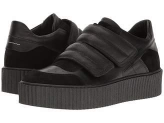 MM6 MAISON MARGIELA Two Band Platform Sneaker Women's Shoes