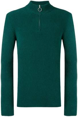 Roberto Collina zip sweater