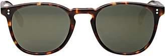 Oliver Peoples Men's Finley Esq. Sunglasses - Brown