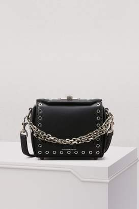 Alexander McQueen Mini Box Bag with Grommets