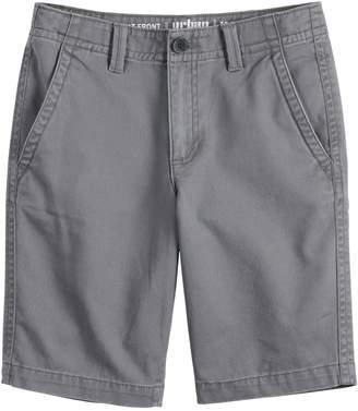 Boys 8-20 Urban Pipeline Flat-Front Twill Shorts