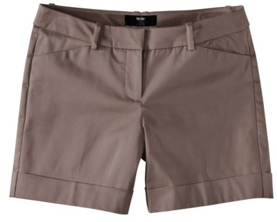 Mossimo Women's 5.5'' Sateen Shorts - Assorted Colors