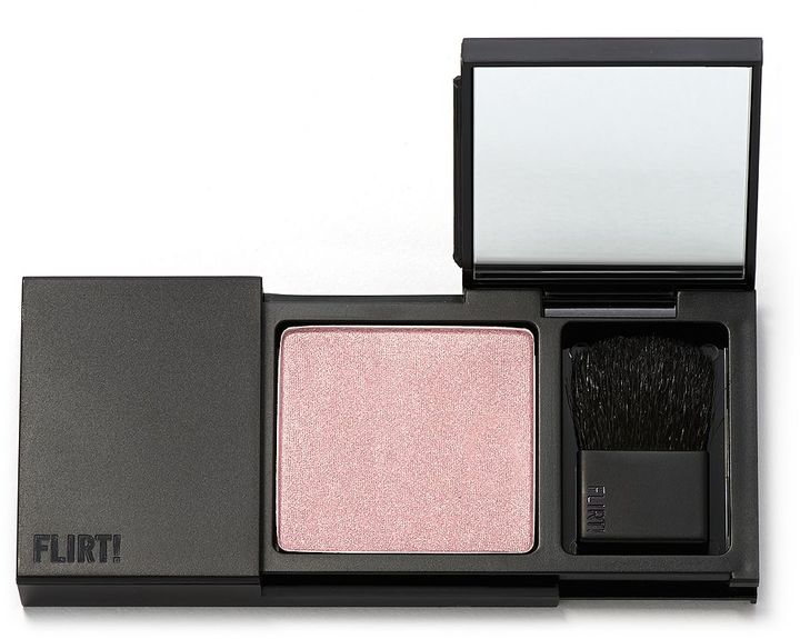 Flirt! peek-a-blush TM sheer powder cheek color