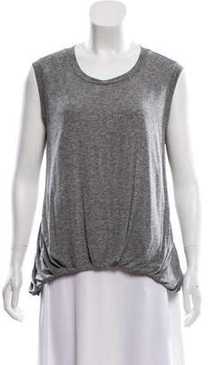 Elizabeth and James Sleeveless Jersey Top
