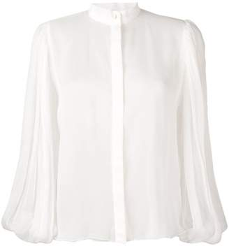 Couture Atu Body bell sleeve shirt