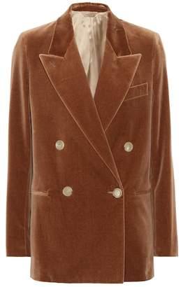 Acne Studios Velvet jacket