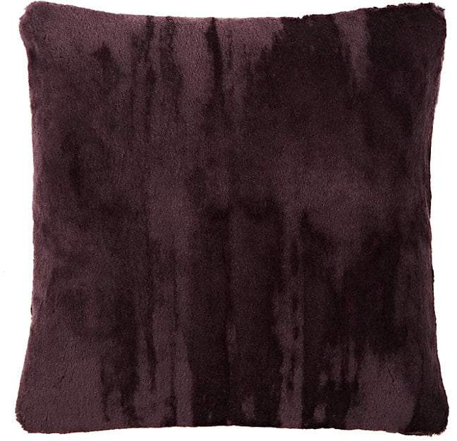 Soft Mohair-Cotton Pillow