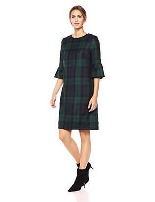 Pendleton Women's Maya Wool Plaid Dress