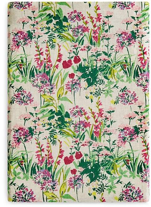 Anne de Solene Champetre Flat Sheet, King