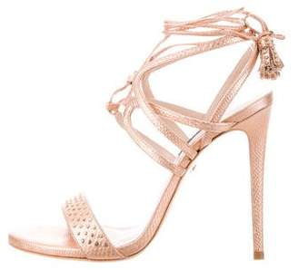 Ruthie Davis Willow Lace-Up Sandals w/ Tags
