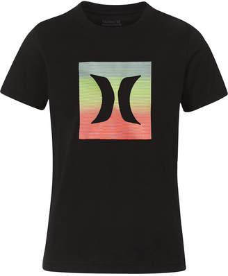 Hurley (ハーレー) - Hurley Logo-Print Cotton T-Shirt, Little Boys