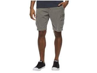 Lucky Brand Stretch Sateen Cargo Shorts Men's Shorts