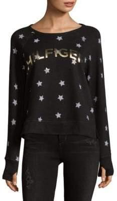 Tommy Hilfiger Star-Print Sweatshirt