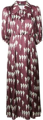 Jill Stuart all-over print dress