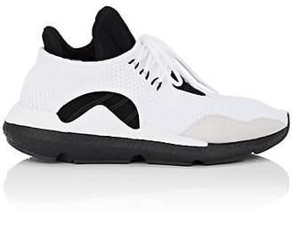 Y-3 Women's Saikou Tech-Mesh Sneakers - Black