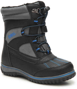 totes Elfin Youth Snow Boot - Boy's