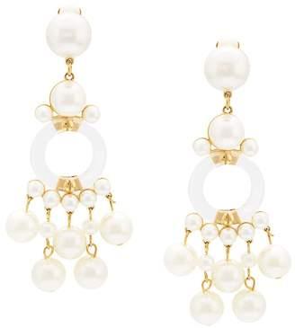 Lele Sadoughi Boulevard earrings