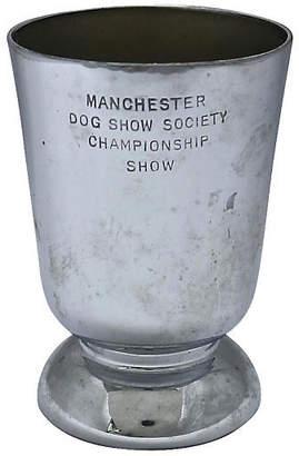 One Kings Lane Vintage Manchester Dog Show Trophy