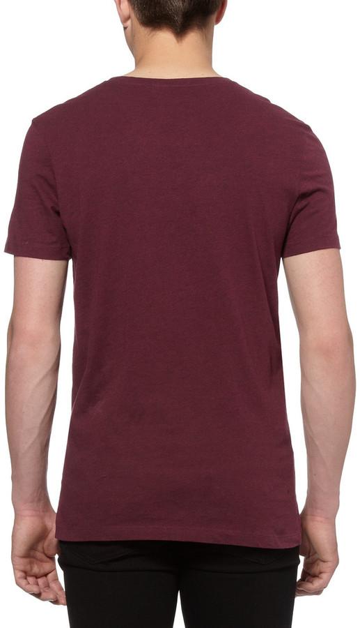McQ by Alexander McQueen Printed Cotton T-Shirt