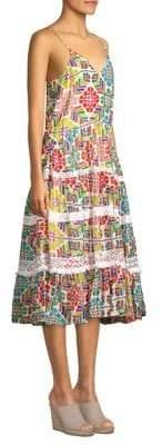 Carolina K. Marieta Tiered Dress