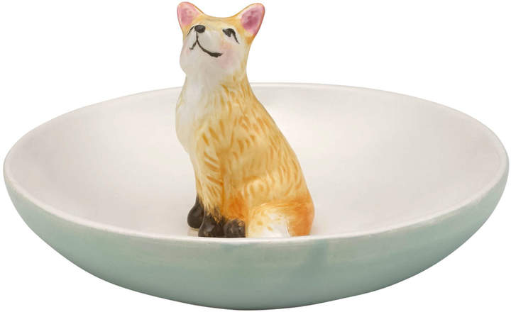 Fox Ring Dish Bowl